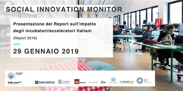 Report sull'impatto degli incubatori/acceleratori Italiani