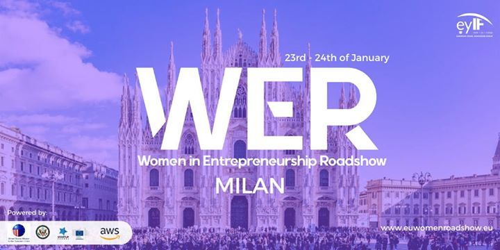 Women in Entrepreneurship Roadshow