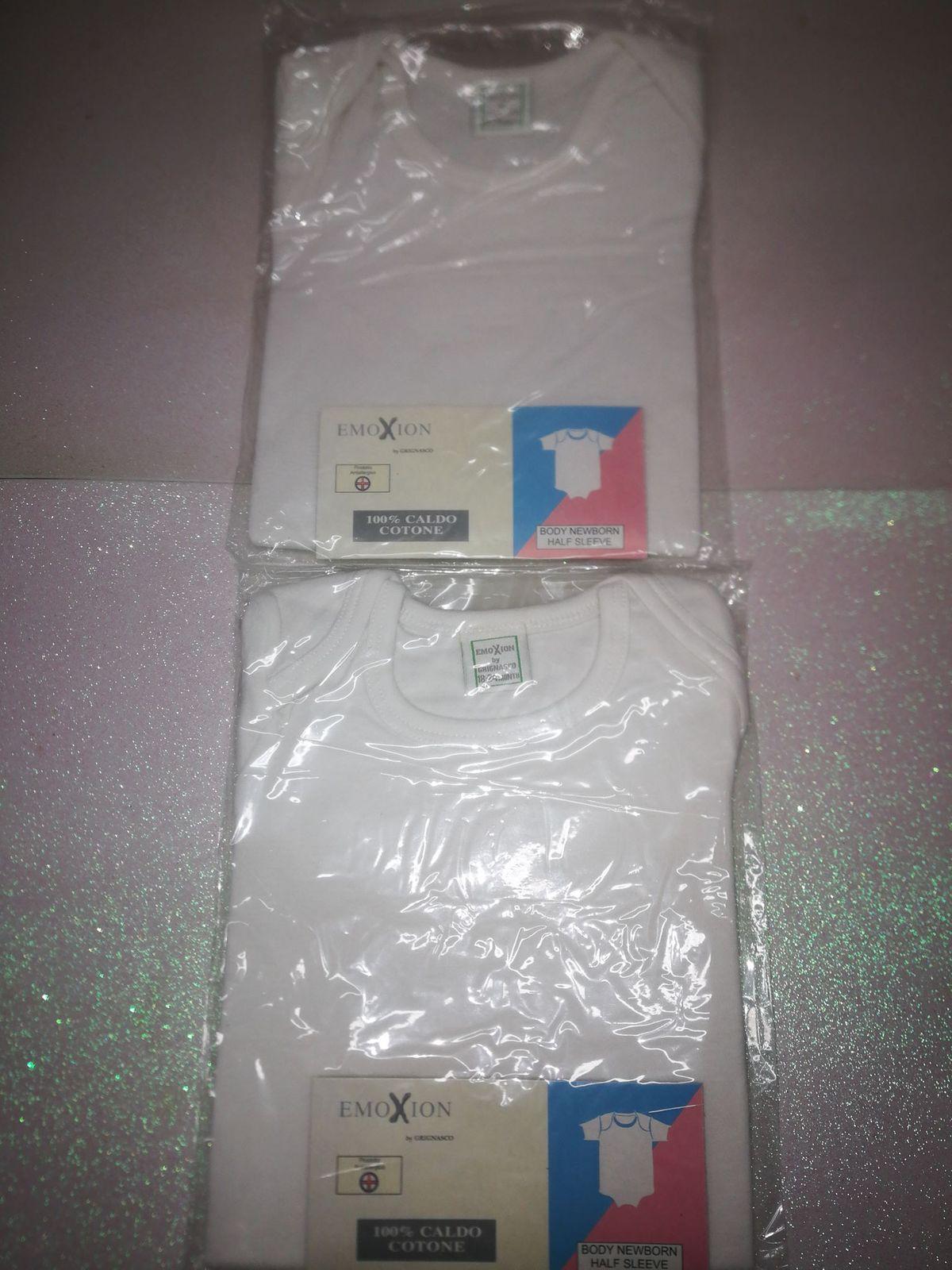 Body nuovo 18/24 mesi Caldo cotone Prodotto antiallergico € 4,00 a body 101