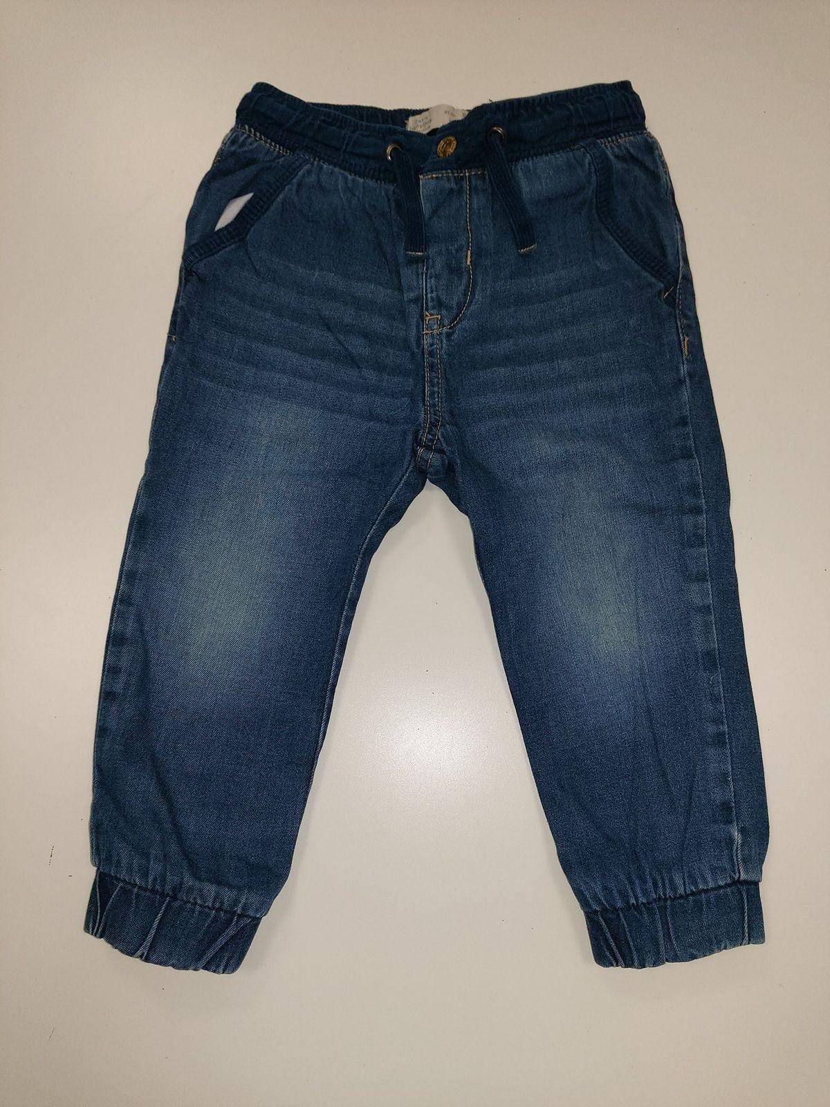 Zara BabyBoy jeans morbido 18/24mesi € 9,90 13965