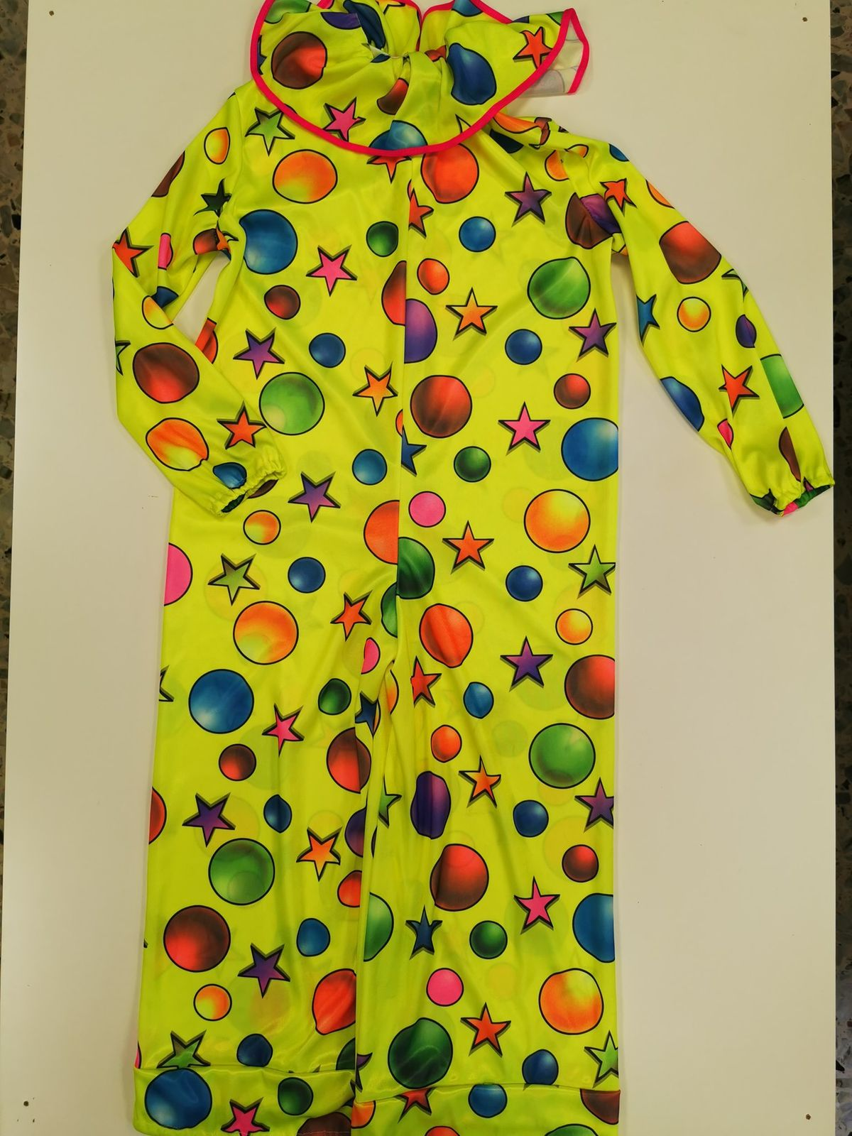 Costume Clown 7/8 anni € 18.00 9546