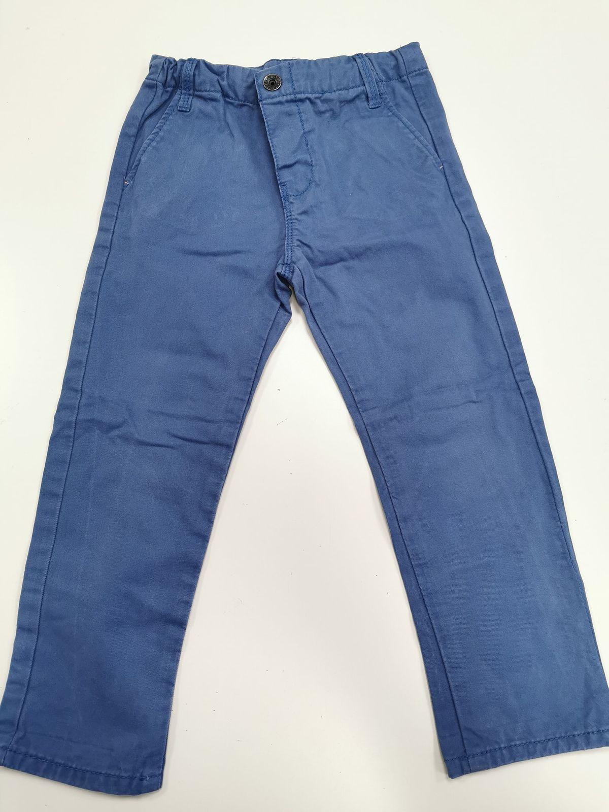 Obaibi pantalone azzurro 3 anni 12085 Euro 8,90