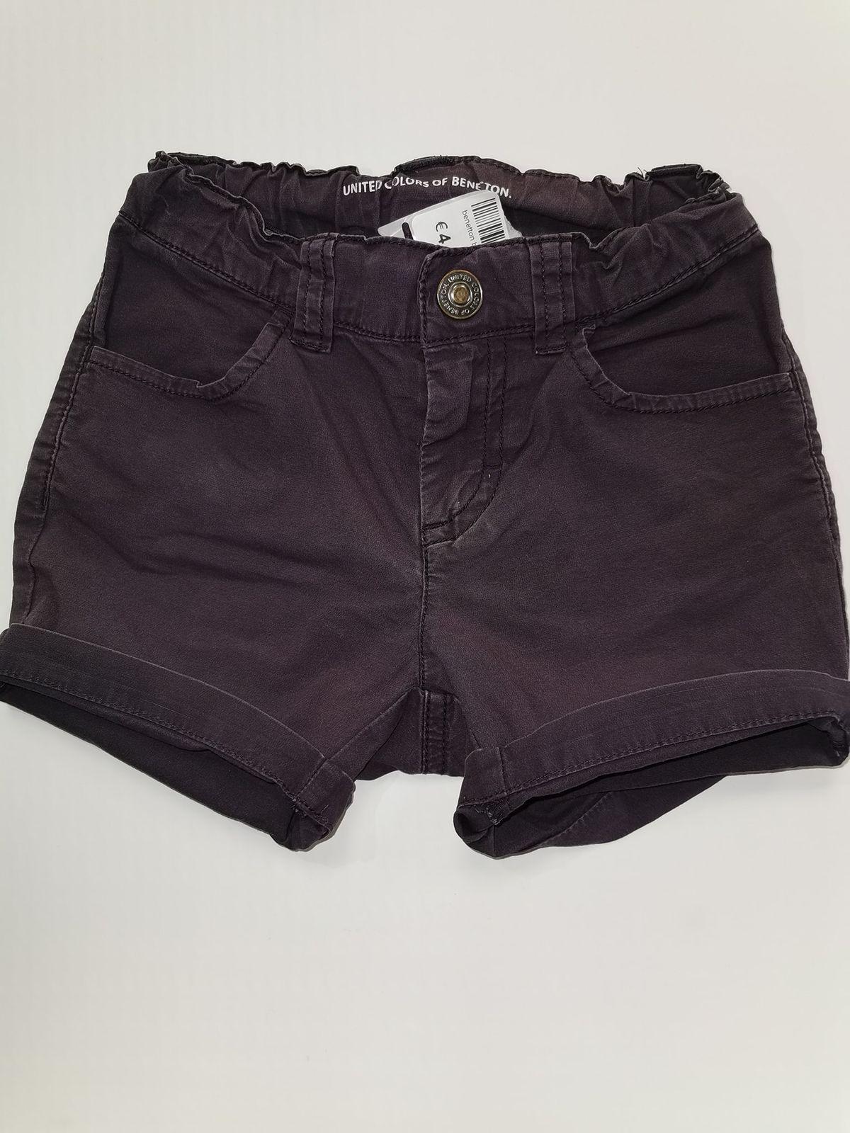 Pantaloncino 2/3 anni codice 4163 Bellissimo color prigna/melanzana Euro 4,90