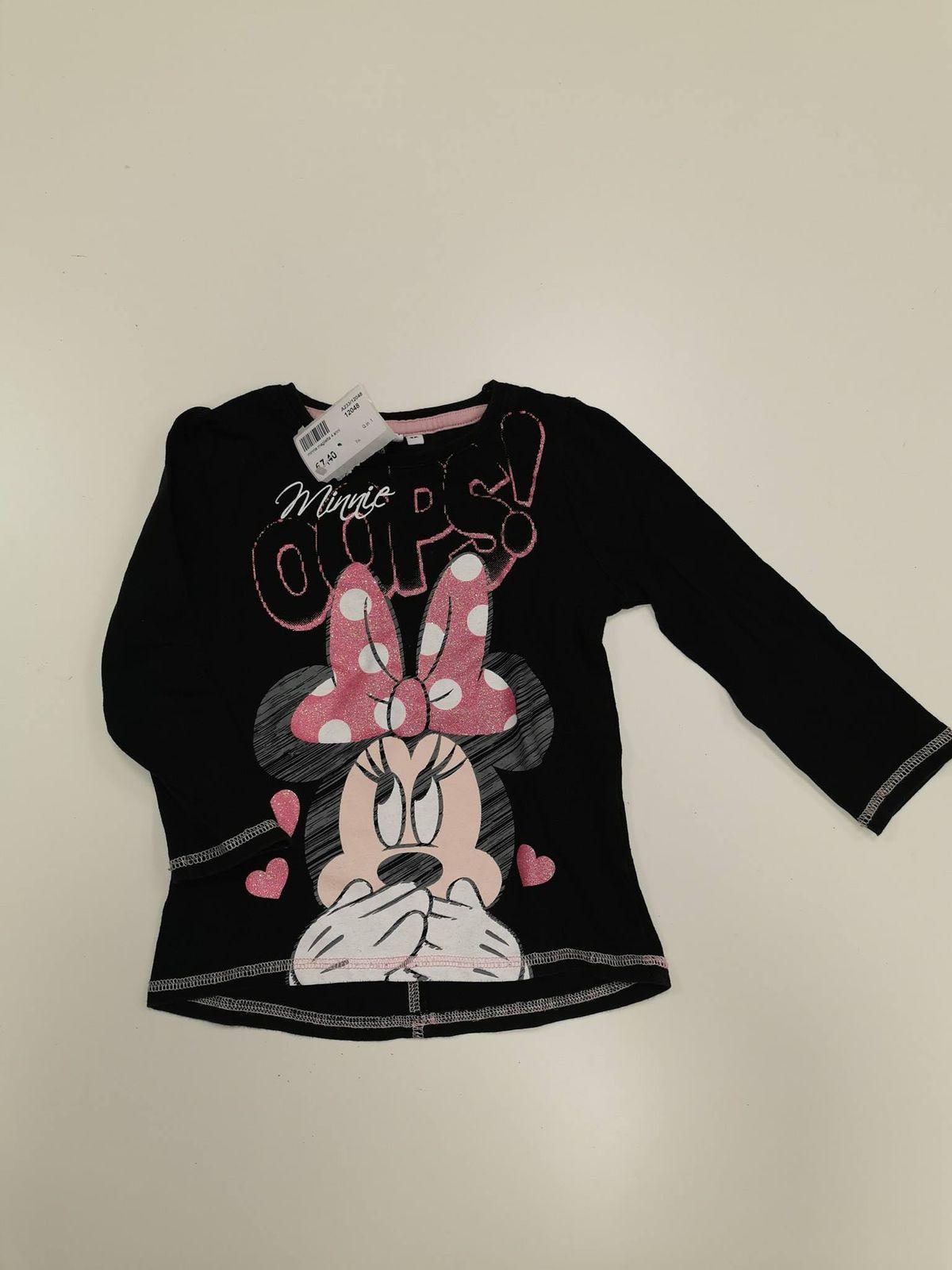 Minnie maglietta Bimba 4 anni 12048 Euro 7,40