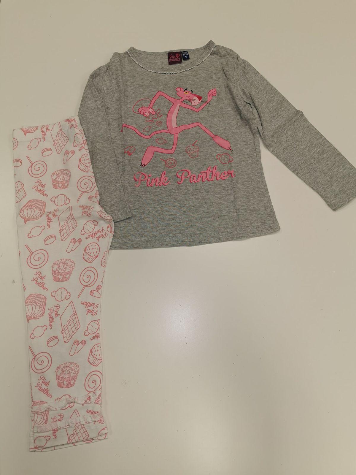 Om pigiama lungo fresco cotone 4 anni 12120 Euro 7,90