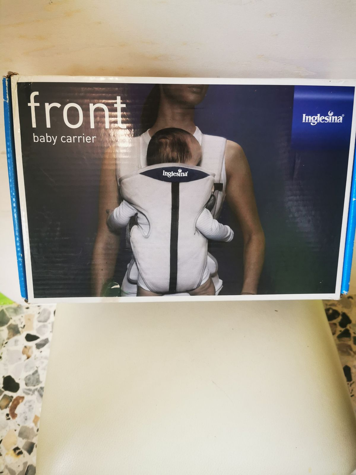 Front baby carrier, inglesina 14,00
