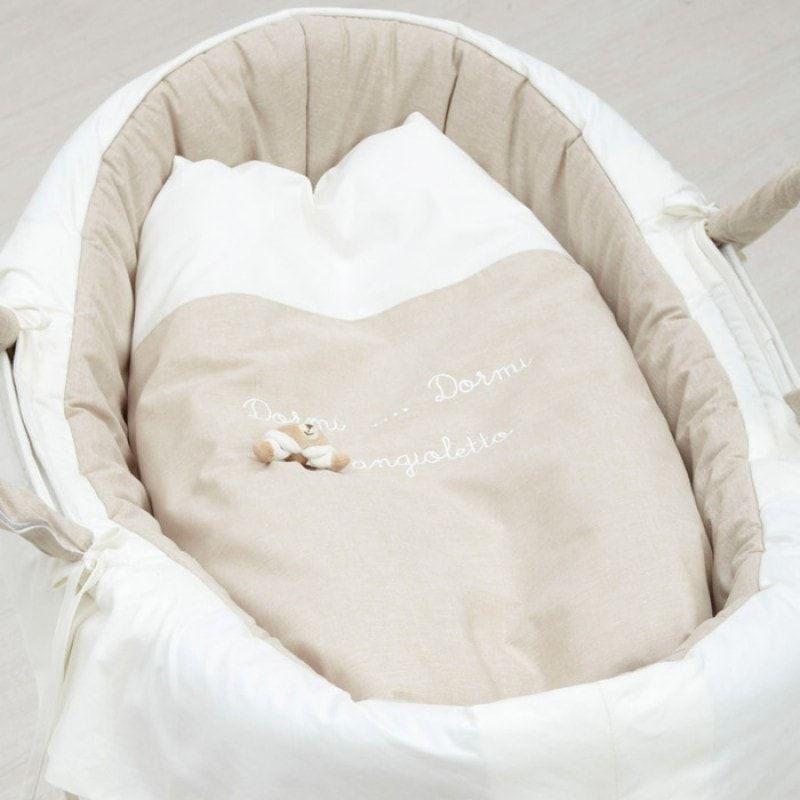 Nanan Cesto portaenfant Tato In omaggio pareo lenzuolini  Tutto l'interno uscito dalla lavanderia Pari al nuovo € 85.00 11747
