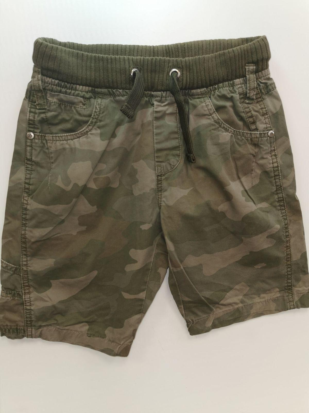 11/12 anni. 130390 Pantaloni militari con coulisse € 7.00