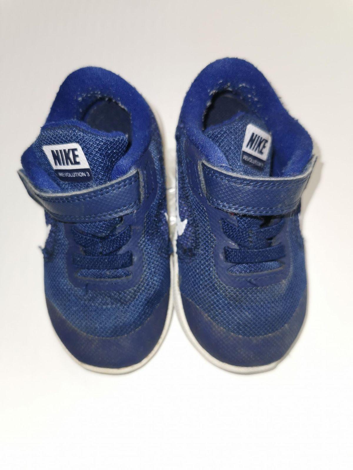 N 22   cod 6091 Nike Tessuto tela Scarpa leggera € 13,00