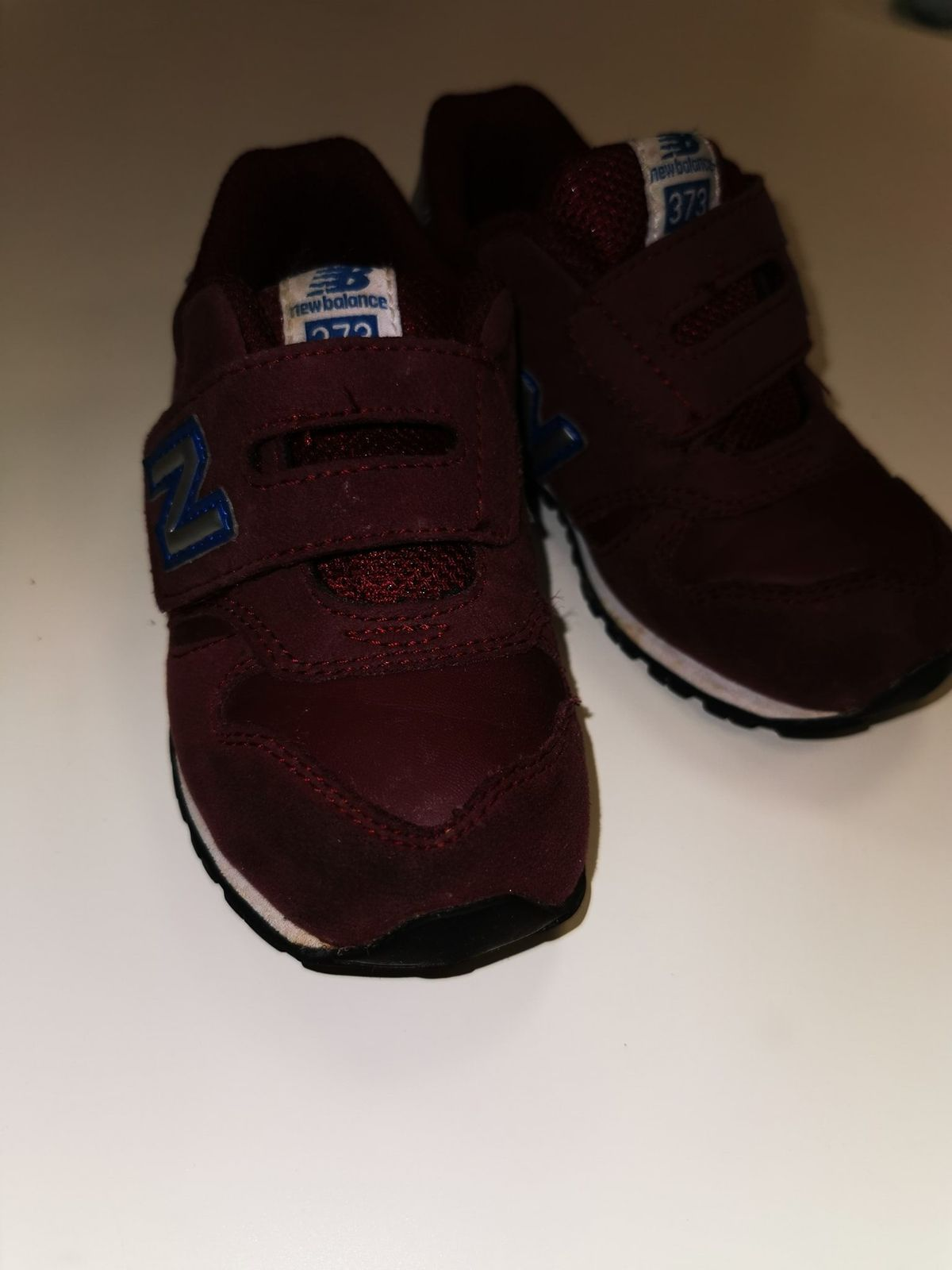 New balance Rosso bordeaux N 25 11140 € 16,00
