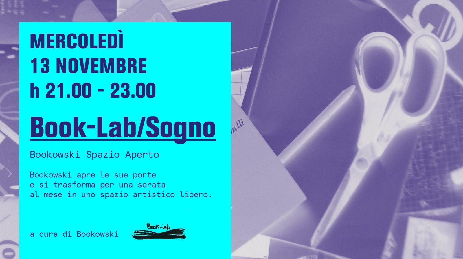 Book-Lab /Sogno