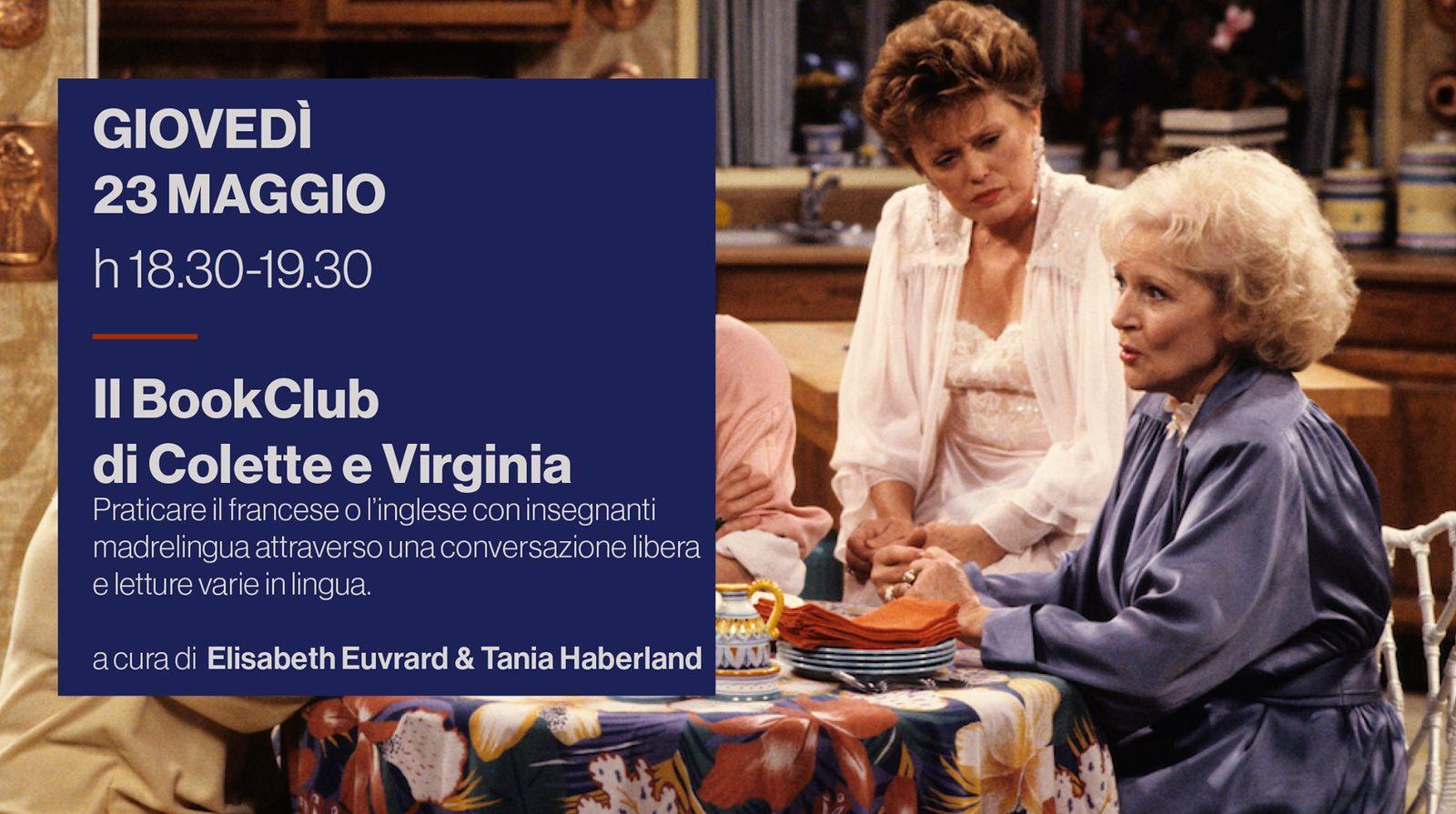 Il BookClub di Colette e Virginia
