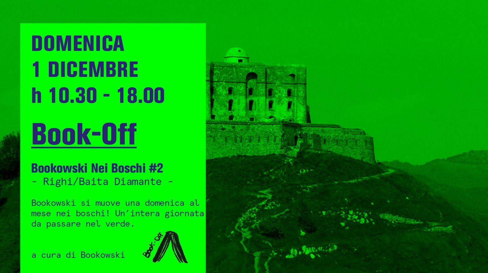 Book-off/Bookowski Nei Boschi #2