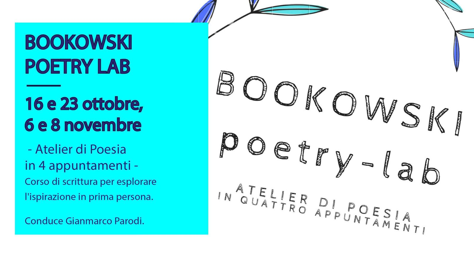 Bookowski Poetry Lab