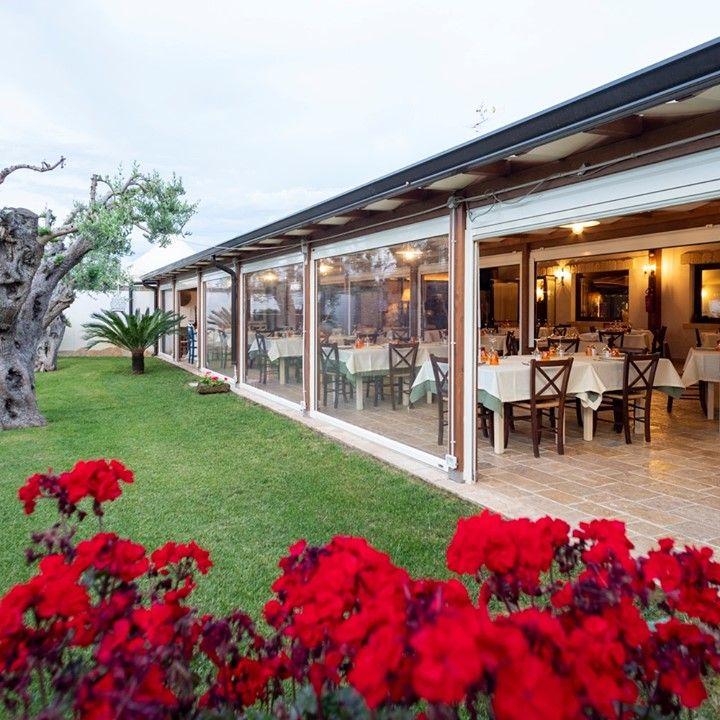 10 ristoranti con dehors per riscoprire il gusto di una cena fuori nel Salento - salentovip.it