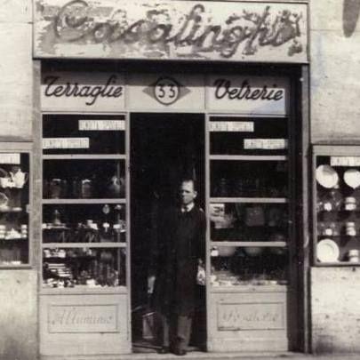 Fornaro Casalinghi dal 1945