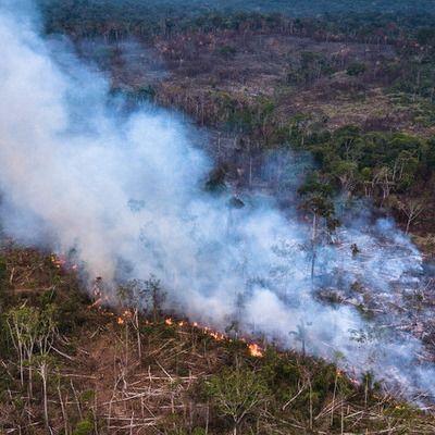 Sta morendo il fiume volante che scorre sopra l'Amazzonia