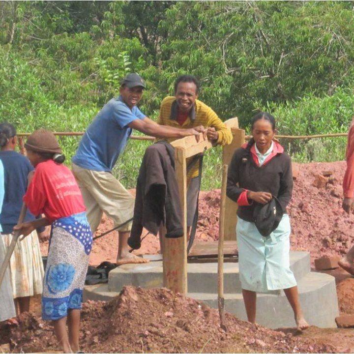 Madagascar. A Benenitra fervono i lavori. Grazie a una donazione - MAGIS