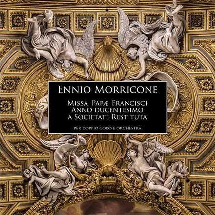"""Roma. """"La mia musica per Francesco"""", al Gesù la messa di Morricone - GESUITInews"""