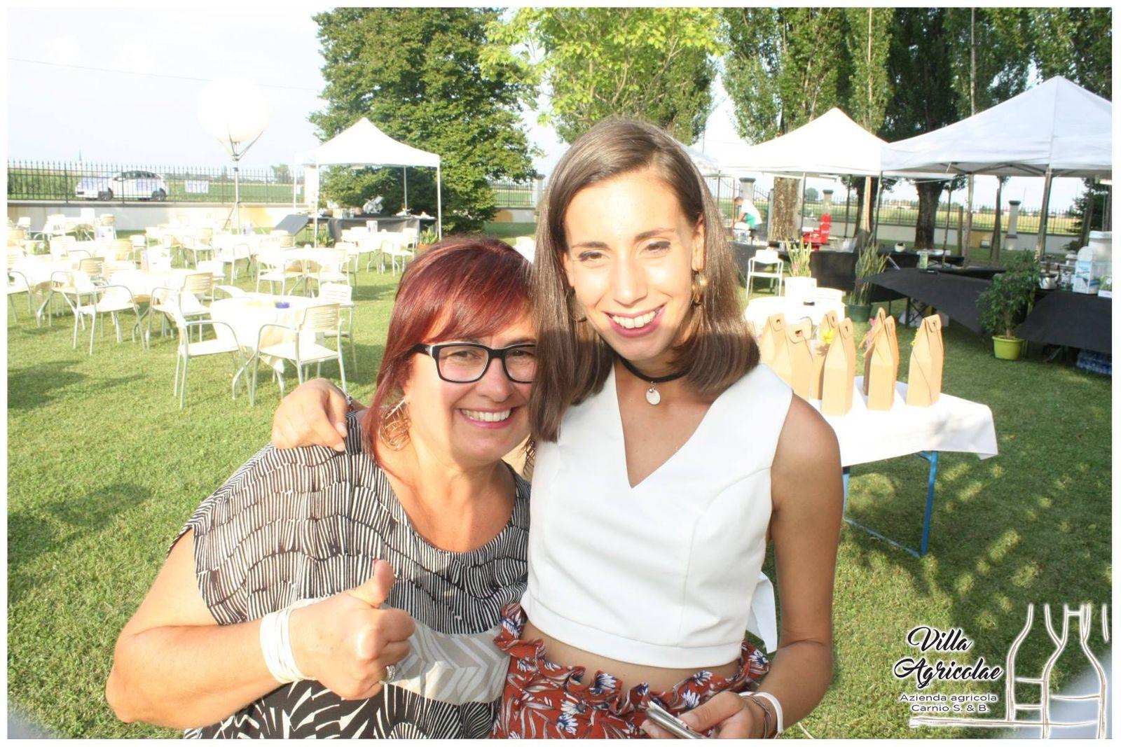 Festa Villa Agricolae - 21 Luglio 2017