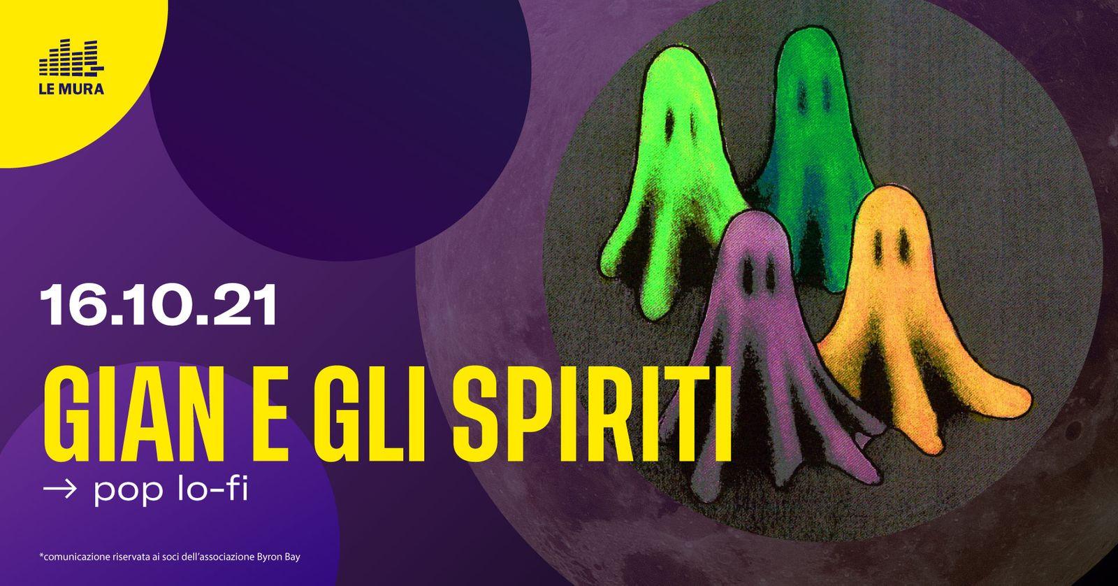 Gian e gli spiriti - Le Mura