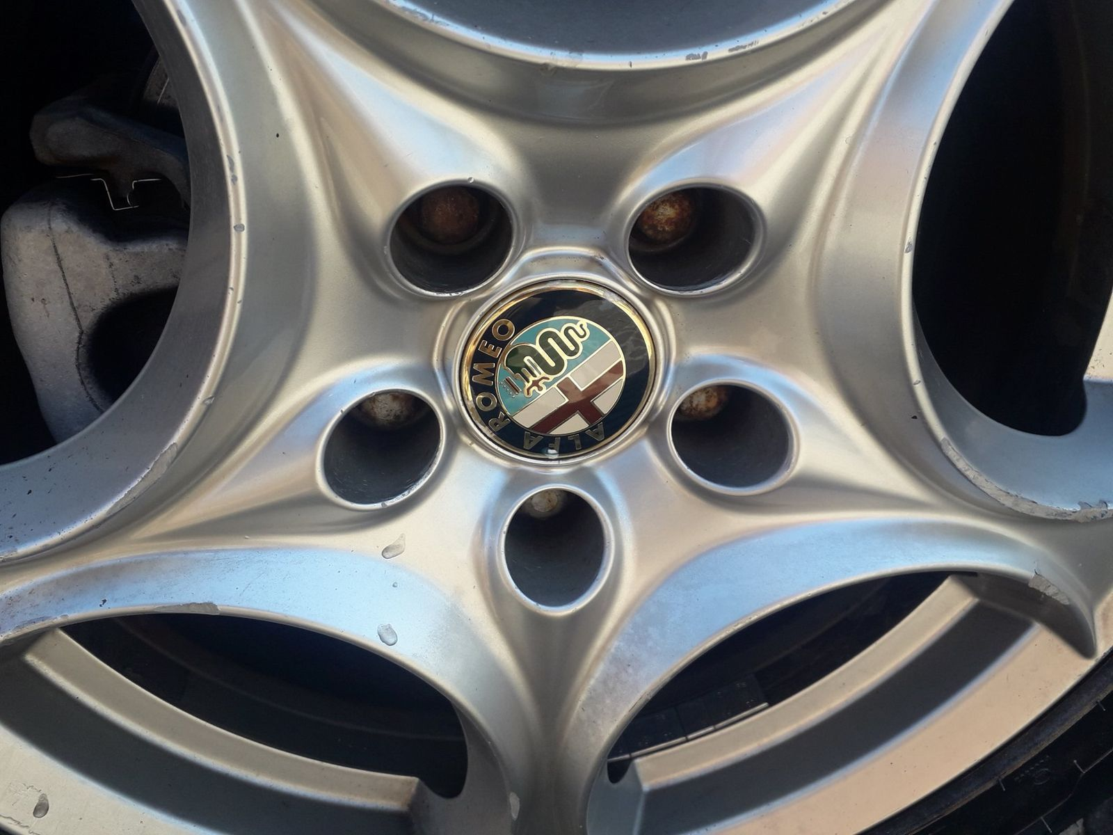 Alfa Romeo Brera 2.4 JTDm km. 94.879 Distribuzione eseguita