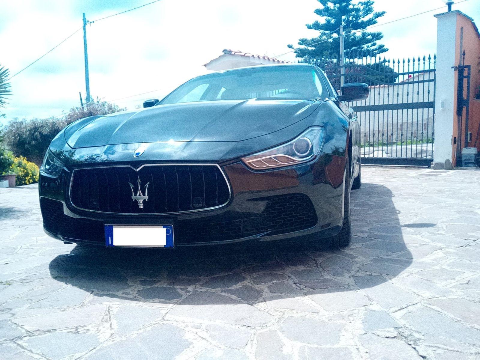 Maserati Ghibli 3.0 V6 Q4 410CV