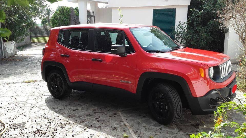 Jeep Renegade, il mito non tramonta mai...Venduta oggi. 😢