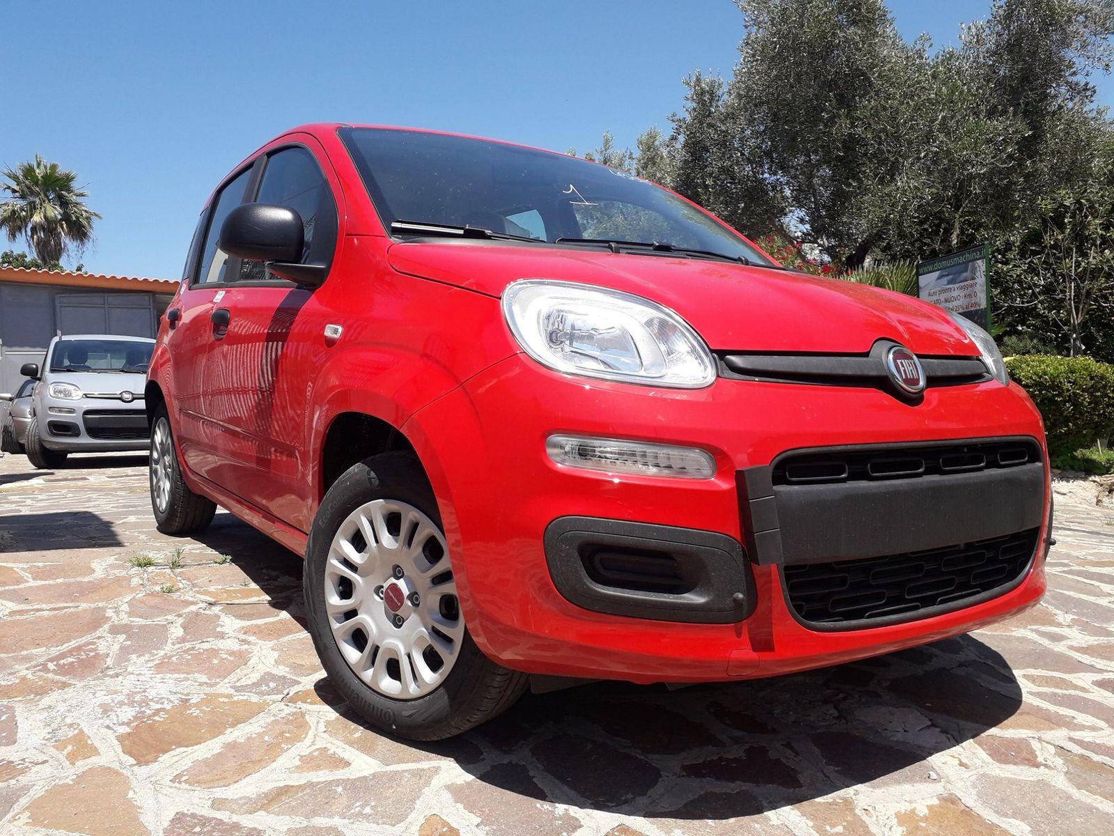 Panda Easy a km. 0, Italia, €. 9.550,00 + p.p.!