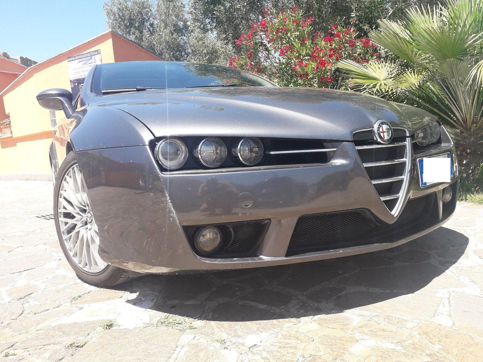Alfa Romeo Brera 3.2 JTS V6 Q4, Unica Emozione.