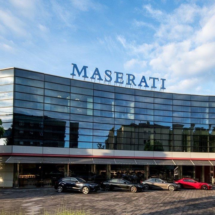 Maserati festeggia i suoi primi 105 anni di storia - ClubAlfa.it