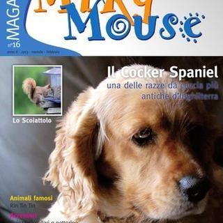 MikyMouse Magazine