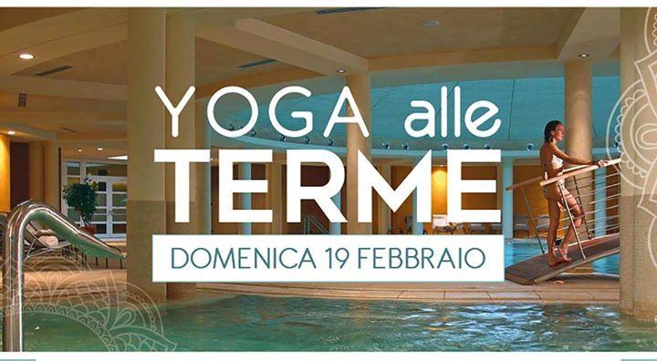Yoga alle Terme Hotel Caesius Bardolino