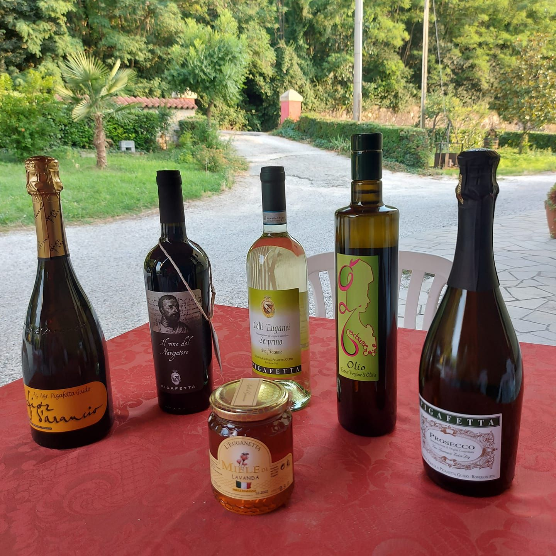 Az agricola Pigafetta vini vi aspetta anche questa settimana
