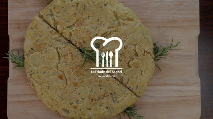Ingredienti frittata alla Veneziana - La Triade dei Sapori