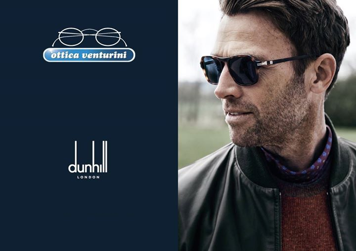 Chocolate Party Dunhill eyewear