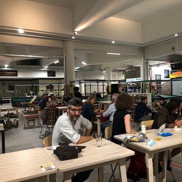 Via Chiana, alla scoperta del Dopomercato: tutto sul salotto del mercato Trieste - Trieste-Salario