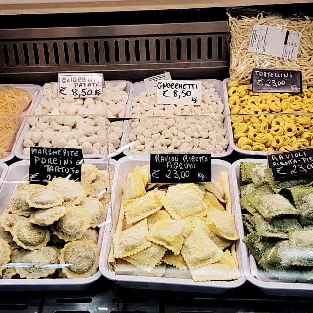 Non solo carne alla macelleria Canestri: la pasta all'uovo di Nicla arriva direttamente a casa tua - Trieste-Salario