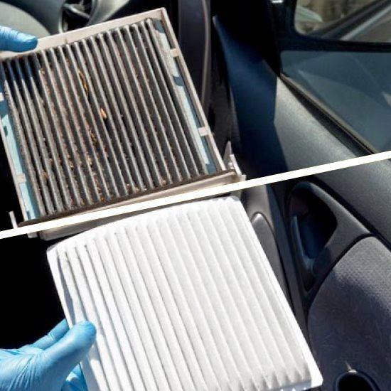 Filtro ventilazione abitacolo: manutenzione, pulizia - Autronica