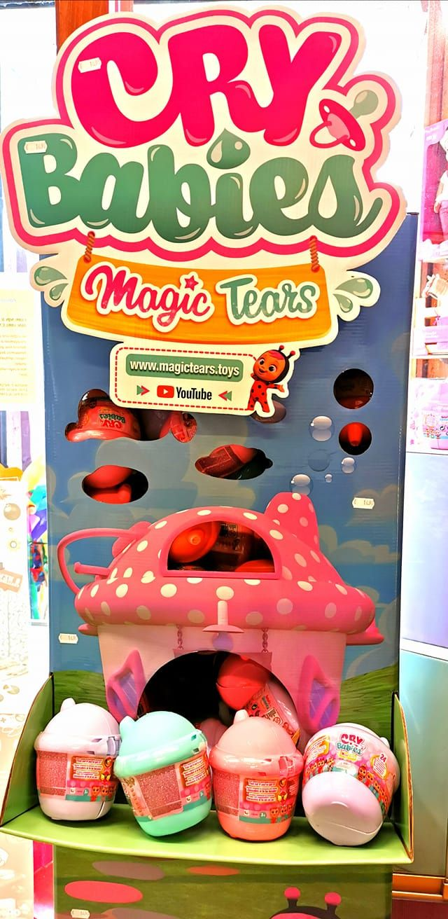 Cry Babies Magic Tears??? Prego, da questa parte...