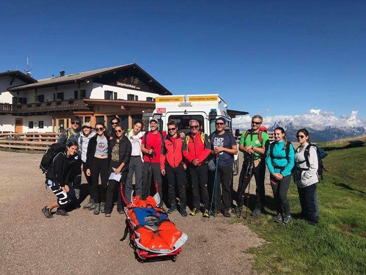 Soccorso Alpino Alto Adige · Bergrettung Südtirol - CNSAS
